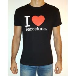 T-Shirt | I Love Barcelona...